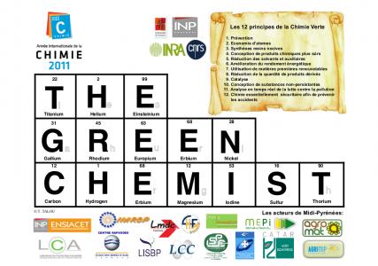 The Green Chemist Calendar