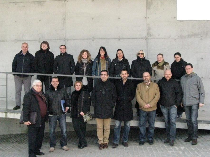 Consortium du projet Agorgas.