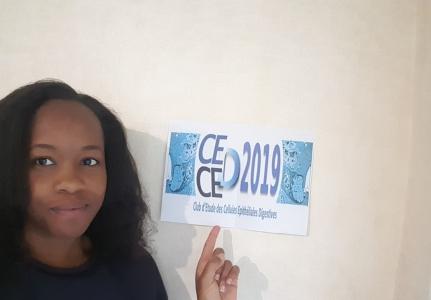 CECED (Club d'Etudes des Cellules Epithéliales Digestives) (Mars 2019, Toulouse)