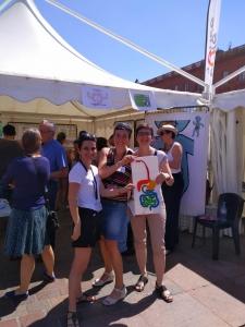 Participation de l'équipe COMICS, atelier « Le fabuleux voyage dans mon intestin »