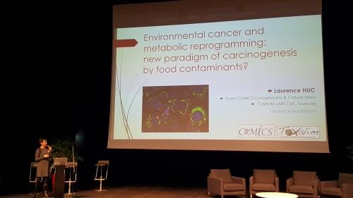 Symposium « Metabolism, Cancer and Beyond » Fondation Toulouse Cancer Santé (Février 2019)