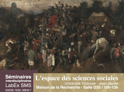 affiche du colloque SMS 2018