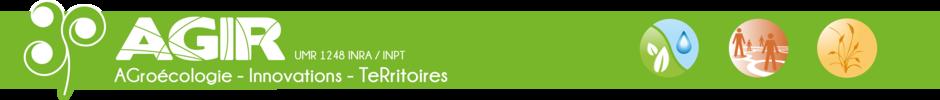 Bienvenue sur le site de l'UMR AGIR AGroécologies, Innovations et Ruralités