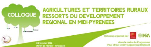 Bandeau colloque final PSDR3 en Midi-Pyrénées