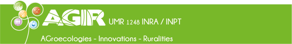 Welcome on the UMR AGIR-INRA website